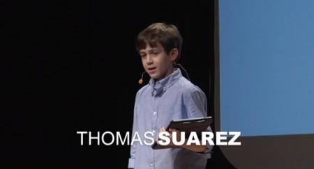 Томас Суарез — 12-летний разработчик мобильных приложений