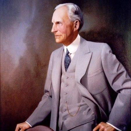 Генри Форд про образованных людей