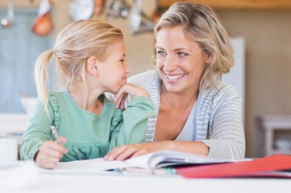 Учимся дома вместе с друзьями
