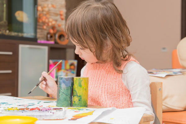 Не учите детей рисовать, не совершайте ошибку!\