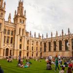 Университетские города Англии