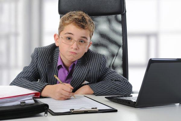 Бизнес-воспитание детей. Новая мода или потребность?