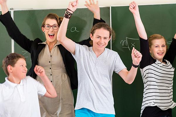 Золотые правила, которые помогут учителю влюбить учеников в свой предмет