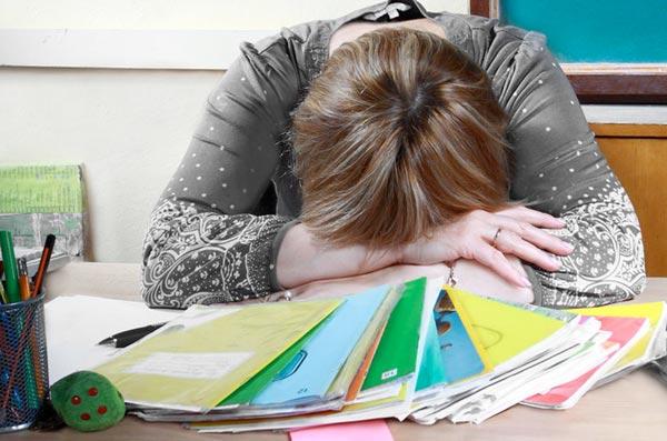 Причины постоянной усталости у педагогов