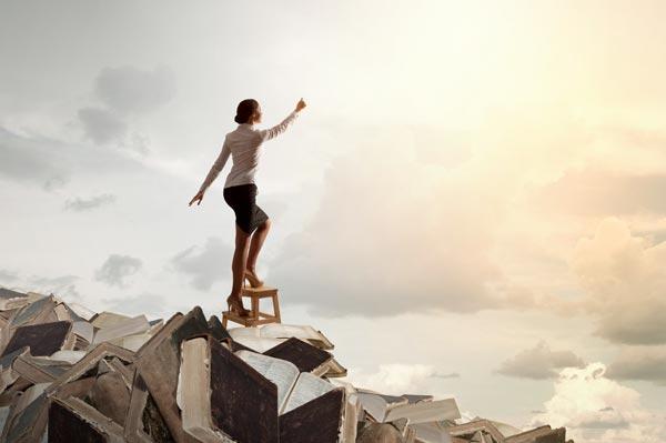 Саморазвитие – значит быть первым