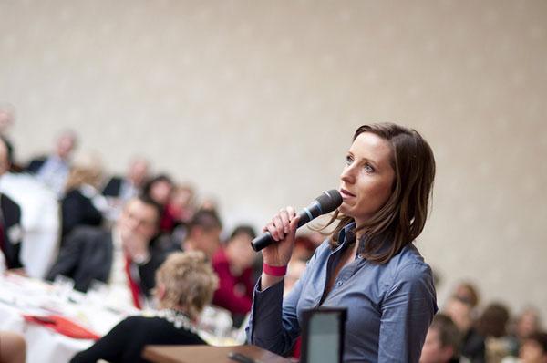 Подготовка к публичному выступлению