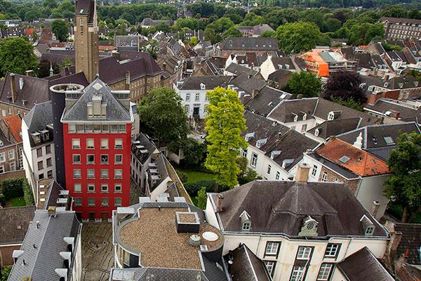 Как поступить в университет в Нидерландах