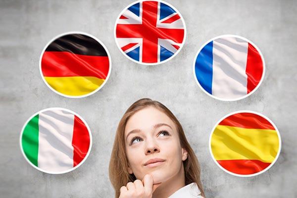 Выбираем иностранный язык для изучения