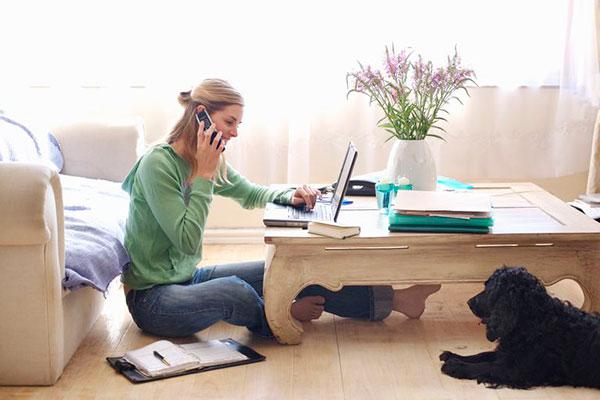 Как эффективно работать дома - 5 советов фрилансеру