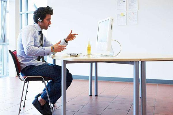 Как пройти он-лайн собеседование