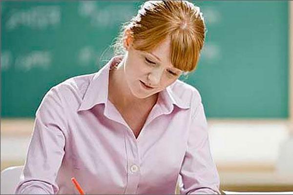Как на самом деле преподаватели проверяют работы