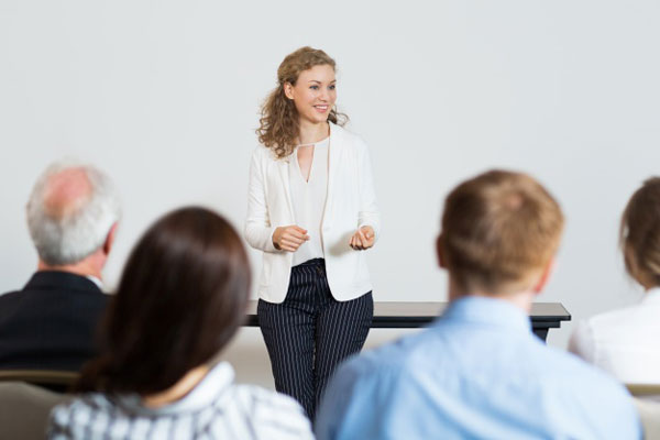 Как побороть страх перед выступлением на публику?