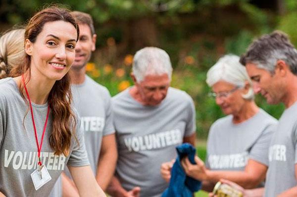 Волонтерство за рубежом