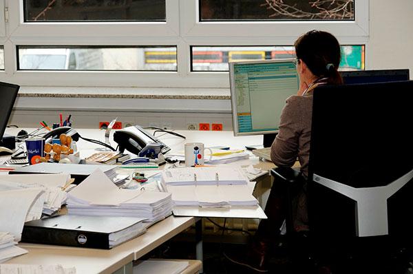 Как справиться с нагрузкой на работе