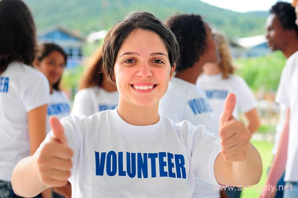 Как стать волонтером за границей