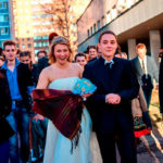 Студенческая свадьба