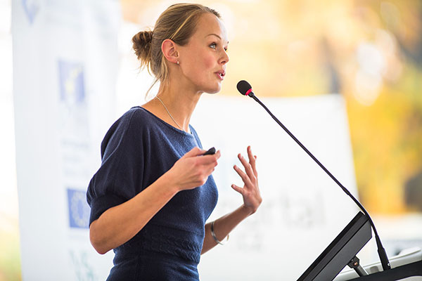 6 правил хорошего выступления перед публикой