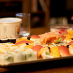 Доставка суши и роллов всегда рядом