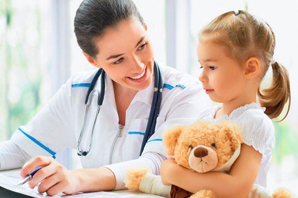 Консультация хорошего детского невролога