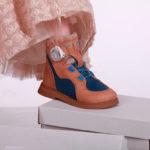Ортопедические ботинки на зиму и весну