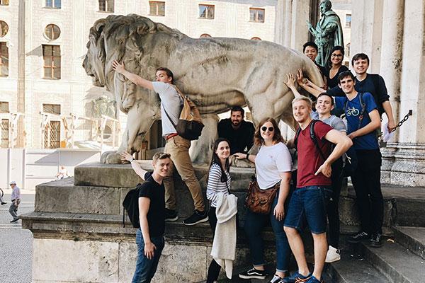 Мюнхен - город студентов