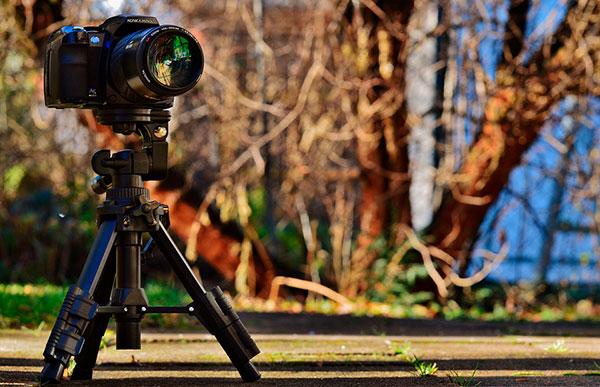 Дезинфекция фотокамеры и другого оборудования