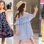 Вариант повседневной одежды для девочки