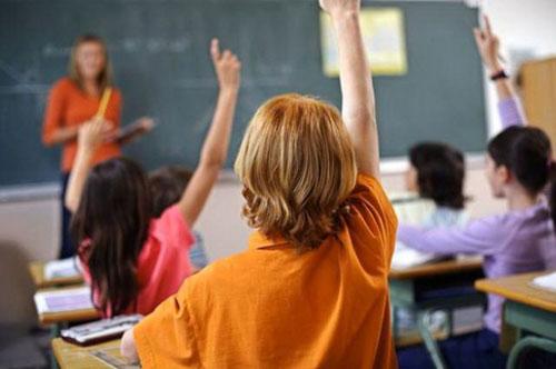 В школе учат быть рабами