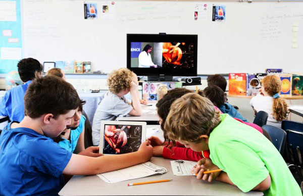Образование через интернет