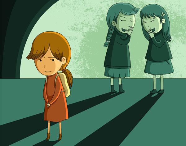 Что делать если ребенка обижают в школе