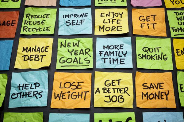 Как составить список жизненных целей