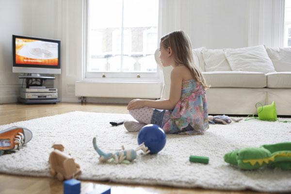 Влияние телевидения на развитие личности ребенка