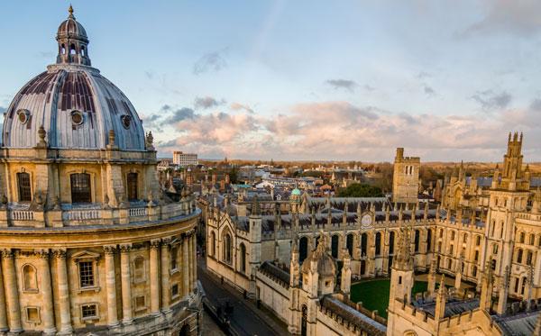 Как поступить в Оксфордский университет