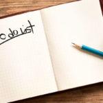 Распространенные ошибки при составлении списка дел