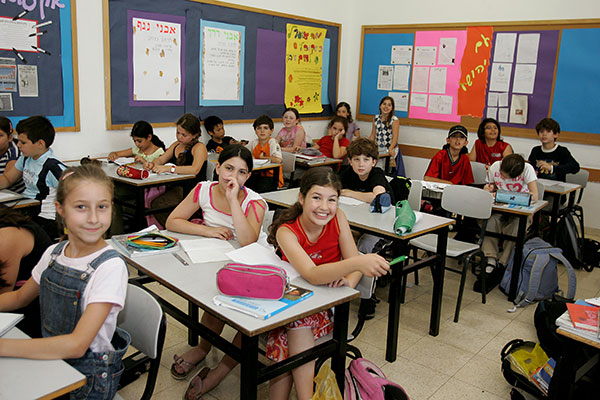 Школы в Израиле