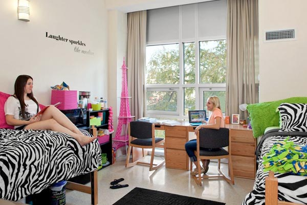 Как обустроить комнату в общежитии для комфортного проживания