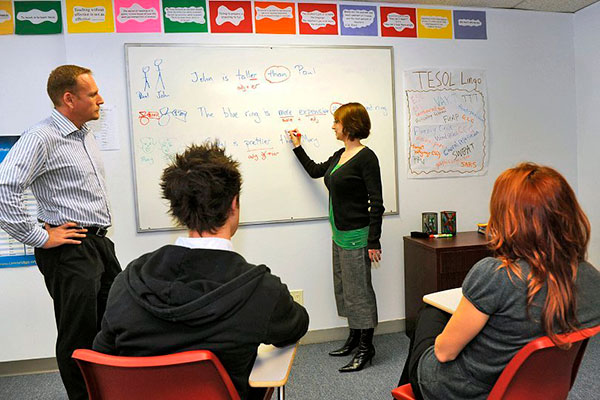 Изучай английский с преподавателем