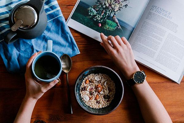 Как питание влияет на умственные способности человека